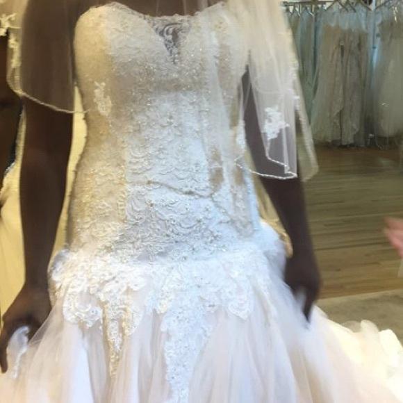Dresses | Used Wedding Gown Size 10 | Poshmark